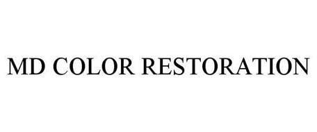 MD COLOR RESTORATION