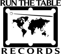 RUN THE TABLE RECORDS