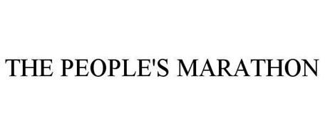 THE PEOPLE'S MARATHON