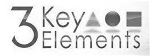 3 KEY ELEMENTS