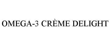 OMEGA-3 CRÈME DELIGHT