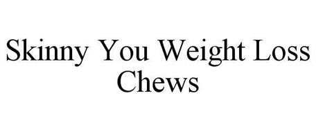 SKINNY YOU WEIGHT LOSS CHEWS