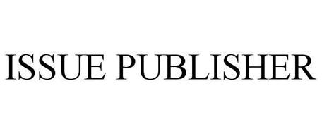 ISSUE PUBLISHER