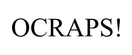 OCRAPS!