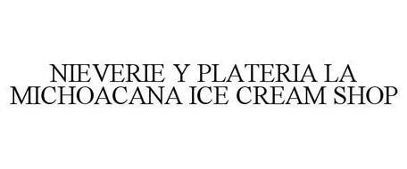 PALETERIA Y NEVERIA LA MICHOACANA ICE CREAM SHOP