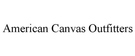 AMERICAN CANVAS OUTFITTERS