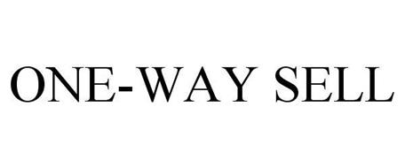 ONE-WAY SELL