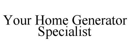 YOUR HOME GENERATOR SPECIALIST