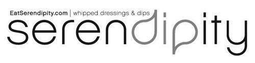 EATSERENDIPITY.COM WHIPPED DRESSINGS & DIPS SERENDIPITY