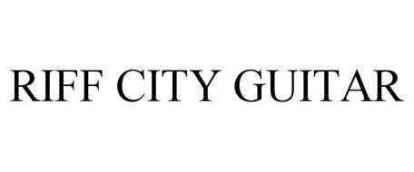 RIFF CITY GUITAR