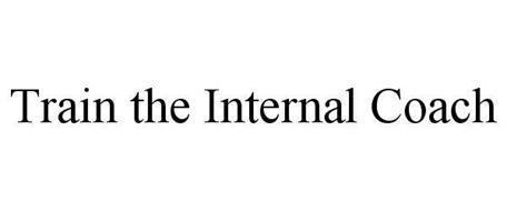 TRAIN THE INTERNAL COACH