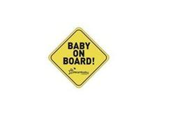 BABY ON BOARD! DREAMBABY GROWING SAFELY