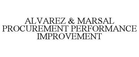 ALVAREZ & MARSAL PROCUREMENT PERFORMANCE IMPROVEMENT