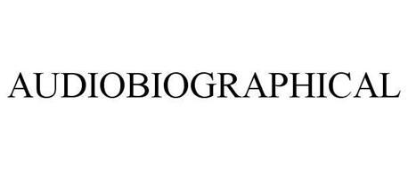 AUDIOBIOGRAPHICAL