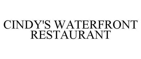 CINDY'S WATERFRONT RESTAURANT
