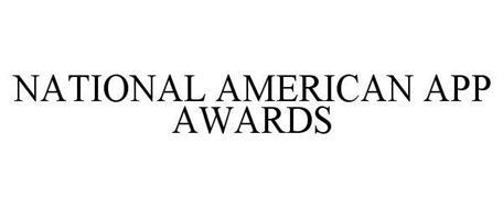 NATIONAL AMERICAN APP AWARDS