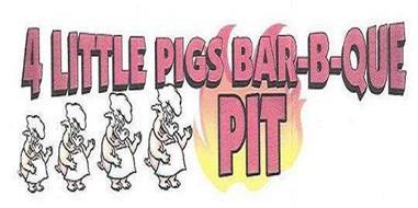 4 LITTLE PIGS BAR-B-QUE PIT