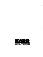 KARR SECURITY SYSTEMS