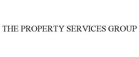 THE PROPERTY SERVICES GROUP