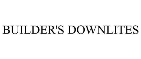 BUILDER'S DOWNLITES