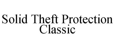 SOLID THEFT PROTECTION CLASSIC