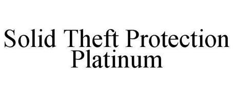 SOLID THEFT PROTECTION PLATINUM