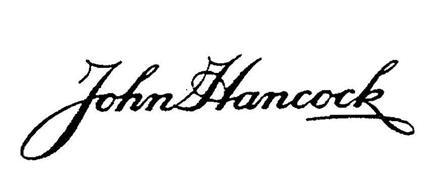 John hancock life insurance matures