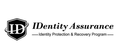 ID IDENTITY ASSURANCE IDENTITY PROTECTION & RECOVERY PROGRAM