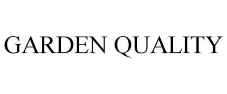 GARDEN QUALITY