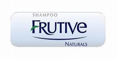 SHAMPOO FRUTIVE NATURALS