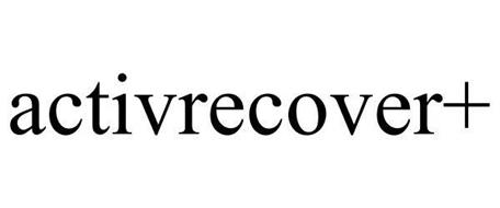 ACTIVRECOVER+