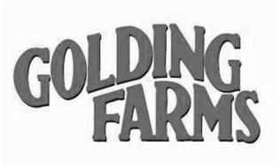GOLDING FARMS
