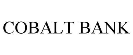 COBALT BANK