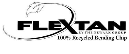 FLEXTAN BY THE NEWARK GROUP 100% RECYCLED BENDING CHIP