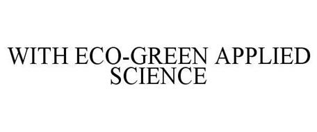 WITH ECO-GREEN APPLIED SCIENCE