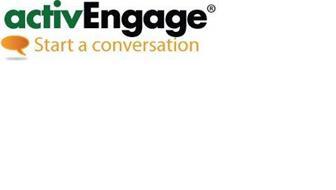 ACTIVENGAGE START A CONVERSATION