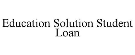 EDUCATION SOLUTION STUDENT LOAN