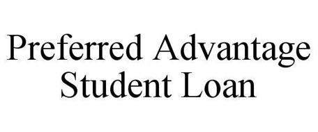 PREFERRED ADVANTAGE STUDENT LOAN