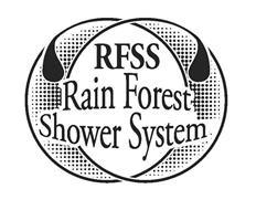 RFSS RAIN FOREST SHOWER SYSTEM