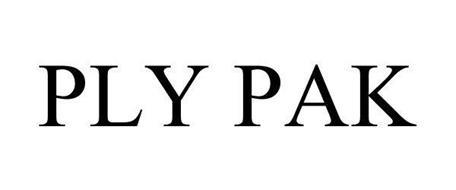 PLY PAK