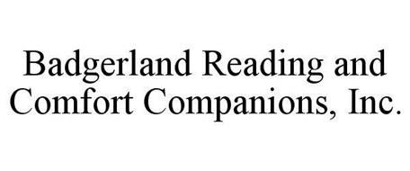 BADGERLAND ANIMAL READING AND COMFORT COMPANIONS, INC.