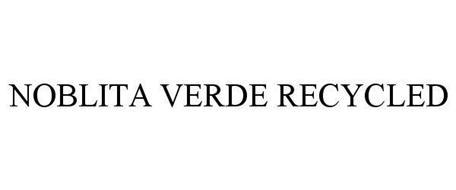 NOBLITA VERDE RECYCLED