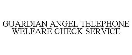 GUARDIAN ANGEL TELEPHONE WELFARE CHECK SERVICE