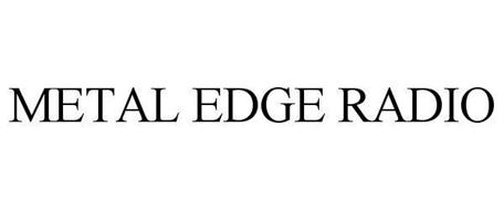 METAL EDGE RADIO