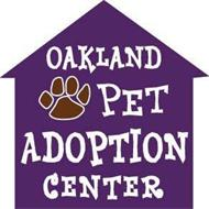 OAKLAND PET ADOPTION CENTER