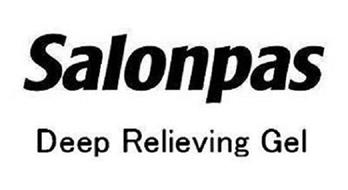 SALONPAS DEEP RELIEVING GEL