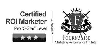 CERTIFIED ROI MARKETER PRO