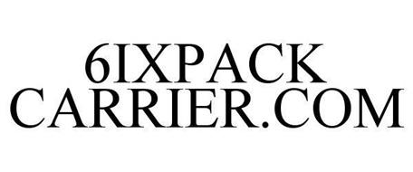 6IXPACK CARRIER.COM