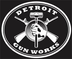 Detroit Gun Works Trademark Of Central Screw Products Company Serial