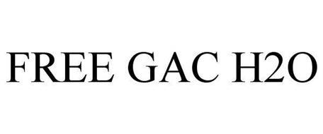 FREE GAC H2O